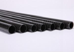 纳米UV涂层碳纤维产品应用