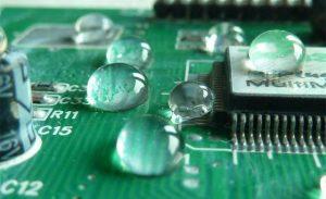 纳米涂层材料在电路板上应用