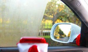 纳米防雾涂层材料应用于汽车玻璃