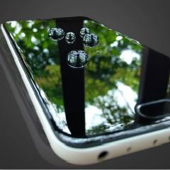 超疏水疏油涂层应用于手机膜