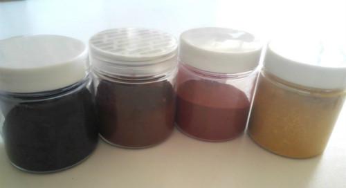 水性超分散无机颜料色粉